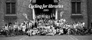 Photo Credit: Flickr User Cycling For Libraries - https://www.flickr.com/photos/cyclingforlibraries/